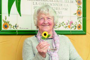 Stor mindehøjtidelighed for Joan Hunt