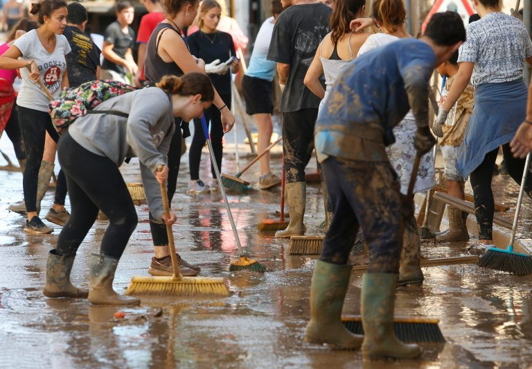 500.000 andalusiere bor i områder med risiko for oversvømmelser