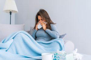 Forkølelse og influenza