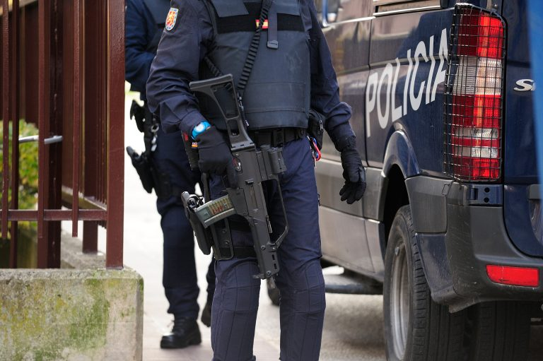 Anti-terrorteam stopper mulig terrorgruppe i Málaga
