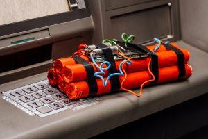 14 sprængte pengeautomater på Costa del Sol