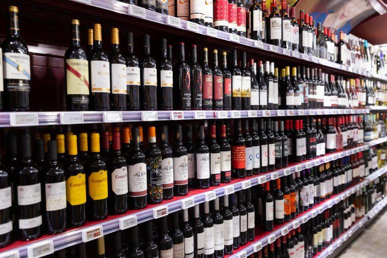 Transportkrisen reducerer spanske leverancer af alkohol