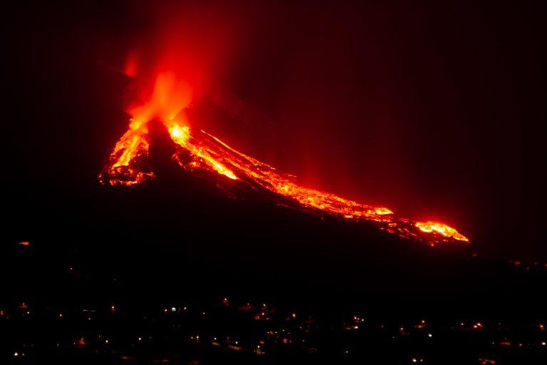 Vulkanudbruddet ved La Palma fortsætter