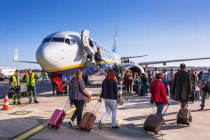 Flytrafik til Spanien vil overstige niveauet før pandemien